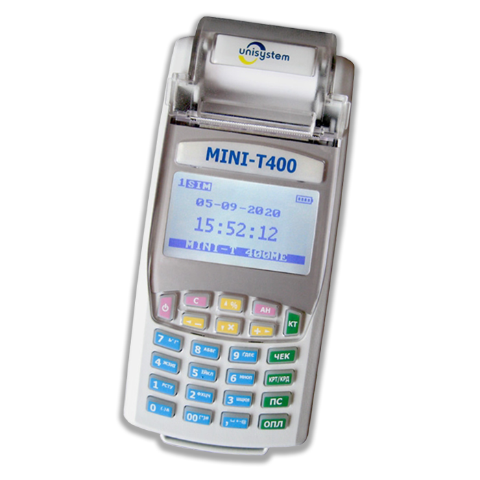 MINI-T400МЕ